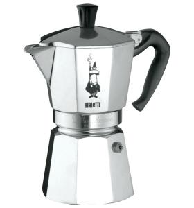 Гейзерна кавоварка Bialetti Moka Express, на 3 чашки (0001162)