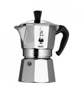 Гейзерна кавоварка Bialetti Moka Express, на 2 чашки (0001168)