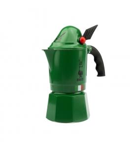 Гейзерна кавоварка Bialetti Break Alpina, на 3 чашки (0002762MR)