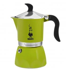 Гейзерна кавоварка Bialetti Fiammetta, на 3 чашки (0004792)