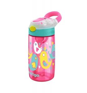 Пляшка Contigo Gizmo Flip Cherry blossom, 420мл (1000-0468)