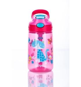 Пляшка Contigo, Gizmo Flip Cherry W cat, 420мл (1000-0744)