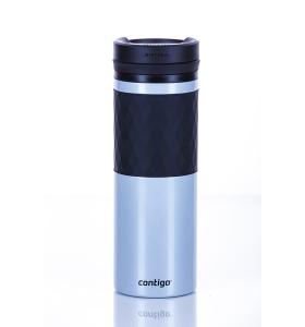 Термостакан Contigo, Glaze Silver, 470мл (1000-0774)