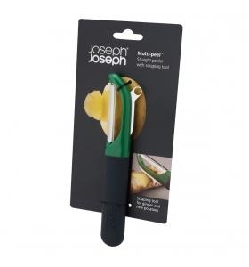 Ніж для чищення овочів Joseph Joseph Multi-peel- Straight Peeler (10108)