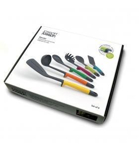 Набір кухонних аксесуарів Joseph Joseph Elevate Kitchen tool set, 6 пр.(10119)