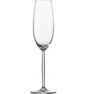 Келихи для шампанського Schott Zwiesel Diva, 6шт/219мл (104100)