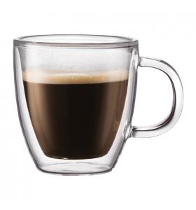 Набір чашок для еспресо Bodum Bistro, 150мл/2шт (10602-10)