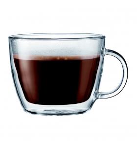 Набір чашок для лате Bodum Bistro, 450мл/2шт (10608-10)