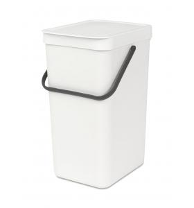 Відро для сміття Brabantia, Sort&Go, 16 л (109942)