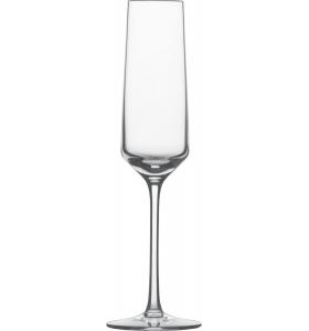 Келихи для шампанського Schott Zwiesel Pure, 6шт/209мл (112415)