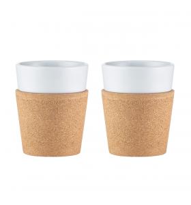 Набір чашок Bodum Bistro 300 мл, 2 шт. (11582-109)