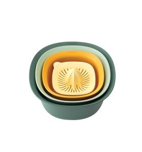 Кухонний набір Brabantia Tasty Colours+, 4 пр. (122262)