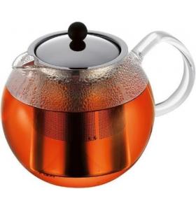 Чайник для заварювання з пресом Bodum Assam, 1л (1801-16)