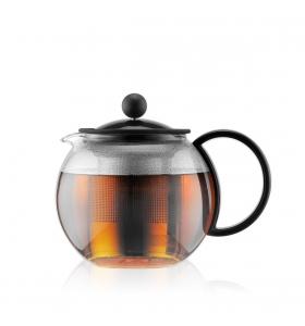 Чайник для заварювання з пресом Bodum Assam, 0,5л (1812-01)