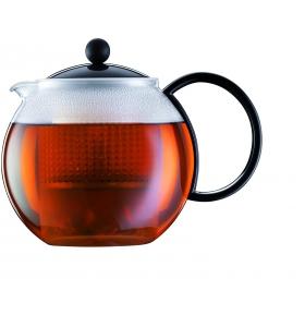 Чайник для заварювання з пресом Bodum Assam, 0,5л (1842-01GVP)