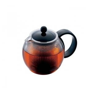 Чайник для заварювання з пресом Bodum Assam, 1л (1844-01)