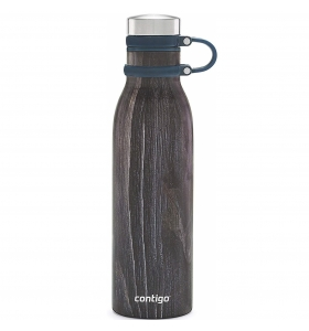Термопляшка Contigo Couture Indigo Wood, 590 мл (2104550)