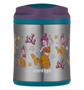 ермос для їжі CONTIGO KIDS FOODJAR EGGPLANT, 0,3 л (2136764)