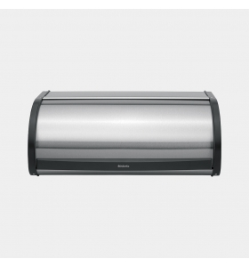 Хлібниця Brabantia Roll Top Matt Steel (299445)