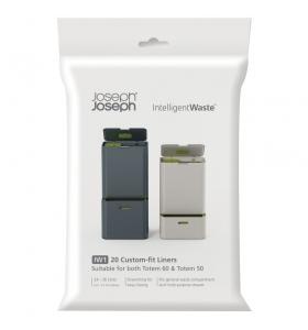 Пакети для сміття Joseph Joseph  36 л., 20 шт (30006)