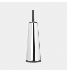 Туалетний йоржик Brabantia Brilliant Steel (414640)