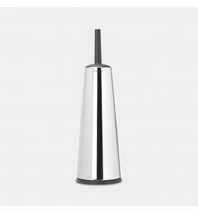 Туалетний йоржик Brabantia Brilliant Steel (414640)