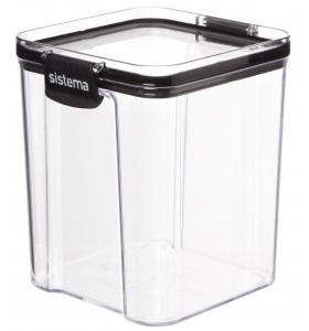 Ємність для зберігання сипучих продуктів Sistema Ultra 920 мл (51402)