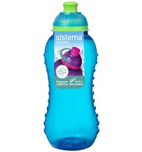 Пляшка для води Sistema Blue, 330 мл (780-1 blue)