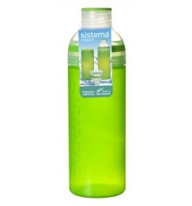 Пляшка для води Sistema Trio, 700 мл (840-2 green)