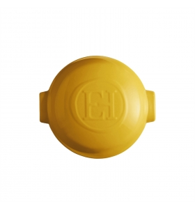 Форма для запікання сиру Emile Henry Jaune Provence, 19,5х17,5 см (908417)