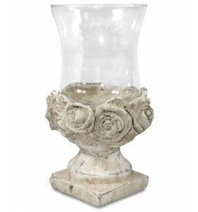 Підсвічник (100984) Ми підібрали для вас дизайнерські свічники, котрі однаково добре будуть виглядати в якості елементу декору столута інтер'єру загалом.