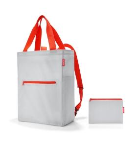 Сумка-рюкзак Reisenthel Mini Maxi 2-In-1 Light grey 19 л (AB 7030)