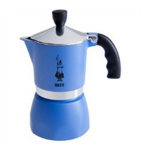 Гейзерна кавоварка Bialetti Fiammetta, на 3 чашки (0004632)