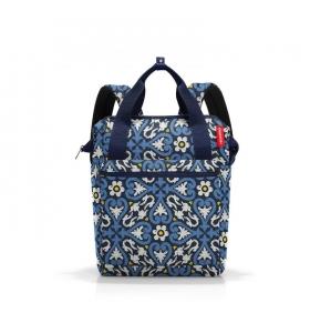 Сумка-рюкзак Reisenthel Allrounder R Floral, 12 л (JR 4067)