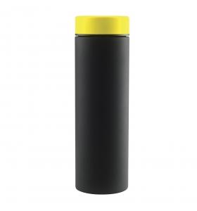Термопляшка Asobu Le Baton 500 мл. (LB17 BLACK/YELLOW)