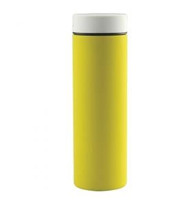 Термопляшка Asobu Le Baton 500 мл. (LB17 YELLOW/WHITE)