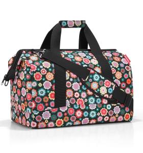 Дорожная сумка Reisenthel Allrounder L Happy Flowers 30л (MT 7048)