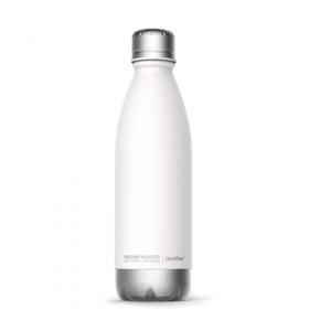 Термопляшка Asobu Central Park 500 мл. (SBV17 WHITE/SILVER)