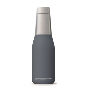 Термопляшка Asobu Oasis 600 мл. (SBV23 GREY)